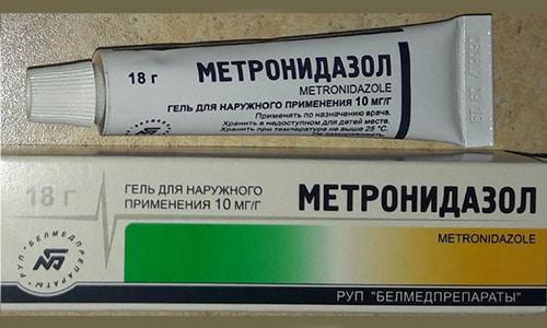 Метронидазол гель вагинальный цена в аптеках кажется