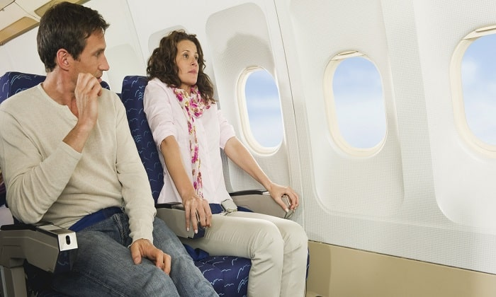 В сниженной дозировке Феназепам используют при эмоциональном возбуждении в стрессовых ситуациях во время полета на самолете