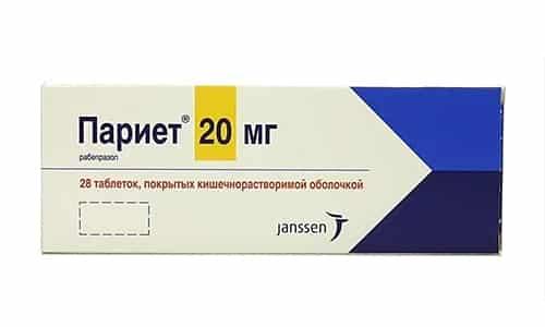 Как правильно использовать препарат Париет 28?