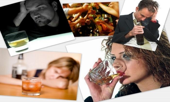 Прием Парацетомола противопоказан при алкоголизме