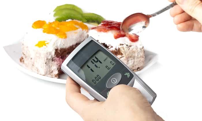 При наличии сахарного диабета у пациента нужно корректировать введение инсулина