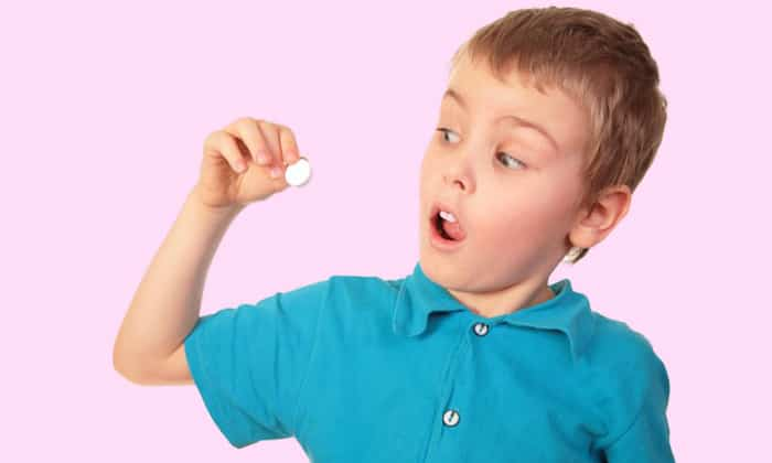 Детям для достижения желаемого результата необходимое количество препарата сокращают вдвое