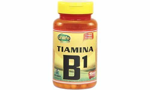 Тиамина мононитрат (витамин B1) необходим организму для преобразования углеводов в глюкозу, которая требуется для выработки энергии