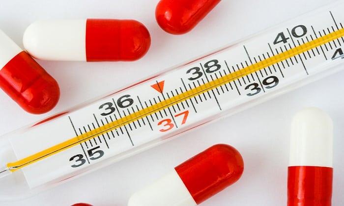 Показанием к применению Аспирина является повышенная температура