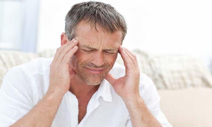 Ацетилсалициловая кислота может вызывать головокружение, шум в голове и ушах