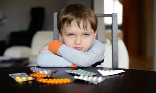 Ацетилсалициловая кислота противопоказана детям до 15 лет