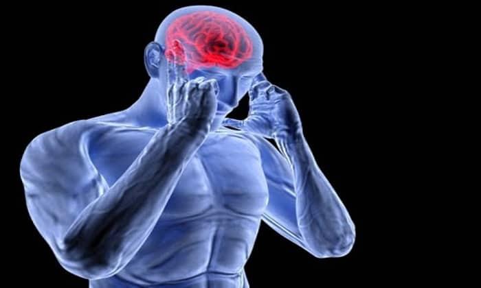 Препарат противопоказан при органических патологиях центральной нервной системы