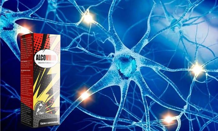 Благодаря Алковирину улучшается работа нервной системы