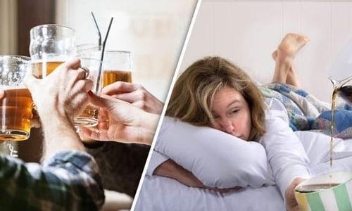 Анальгин и Аспирин помогают при головной боли, наступившей во время похмелья