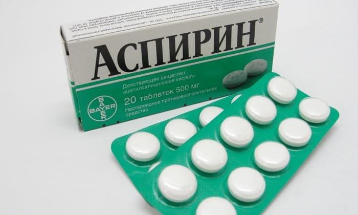 Принимают таблетки Аспирина после еды. Разовая доза не превышает 2 таблетки, суточная дозировка - 6 шт