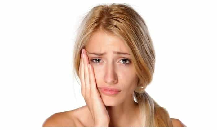 Аспирин устраняет зубную боль