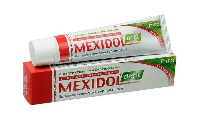 Дент Фито включает натуральные растительные компоненты - экстракты хвои, пихты и подорожника. Они оказывают антибактериальное действие